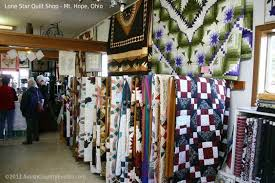 Lone Star Quilt Shop Mt. Hope, Ohio | Our Amish Neighbors ... & Lone Star Quilt Shop Mt. Hope, Ohio | Our Amish Neighbors | Pinterest |  Lone star quilt, Star quilts and Ohio Adamdwight.com