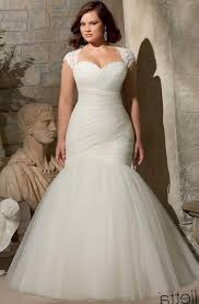 Best Wedding Dress Style For Plus Size  PlusLookeu CollectionPlus Size Wedding Dress Styles