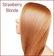 Strawberry Blonde Hair Color Chart Uphairstyle