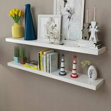 floating shelves wall hanging