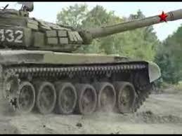 Боевой <b>танк</b> Т-72 - YouTube