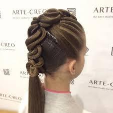 Прическа для латиноамериканской программы танцев✨ Имидж-студия @artecreo  #artecreo #hairstyle #dance #ballr…   Competition hair, Dance hairstyles,  Dancesport hair