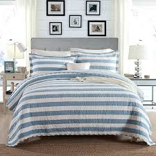 blue quilted bedspread blue stripe quilt set cotton quilts quilted bedspread bed cover blue quilted bedspreads uk