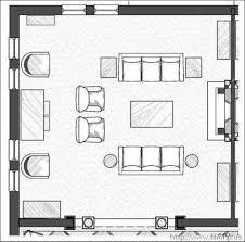 drawing furniture plans. Distinctive Living Room Furniture Floor Plans Drawing N