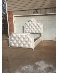 New Savings on Tufted Headboard Bed Frame Custom Upholstered Extra