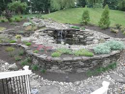 drainage ditch 40 best retaining walls images on pinterest throughout drainage