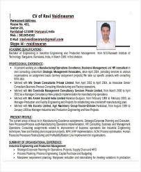 Sample Resume For Process Engineer Process Engineer Sample Resumes Rome Fontanacountryinn Com