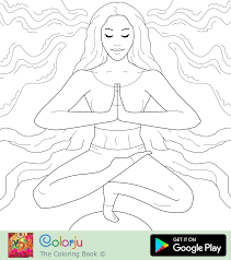 609x770 color cook pizza dover publications coloring pages edition. Coloring Pages D Yoga Coloring Pages