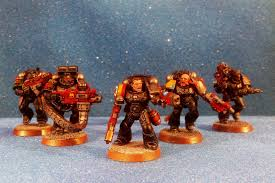 o all geochimp here with my first painting tutorial a step by step guide for painting members of the ordo xenos chamber militant the watch