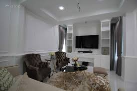 Simple Living Room Design Malaysia Classic Country Family Room Living Room Terrace Design Ideas