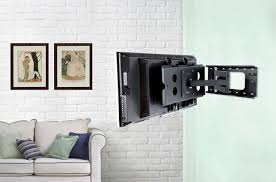 Make Every Seat in your Room the Best Seat for Watching your Wall Mounted  Plasma, LCD or LED Television with Dual and Single-Arm Full-Motion ...
