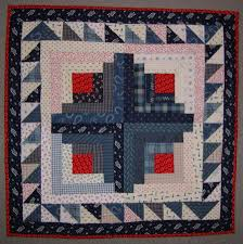 Log Cabin Quilt Patterns Gorgeous Doll Baby Log Cabin Quilt Patterns Victorian Era