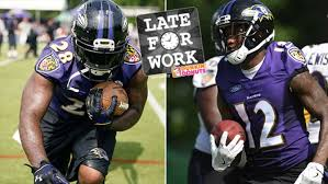Depth Chart Baltimore Ravens Late For Work 8 8 Reaction To Ravens First Official Depth