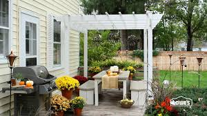 Fall Patio Decorating Ideas YouTube