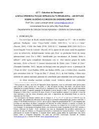 XI Congresso ALAIC GT7 Parte 1 2 by ALAIC issuu
