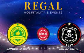 Mamelodi sundowns have won each of their last five south africa premier meetings with orlando pirates; Sundowns Vs Pirates Regal Hospitality And Events