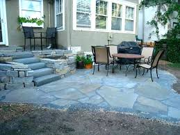 blue stone patio vs bluestone pavers flagstone and brick designs new cleaning