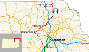 pennsylvania route   wikipedia