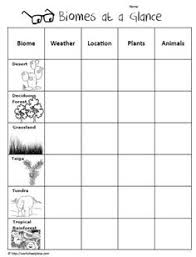 Learn About The Different Biomes Discovery Express