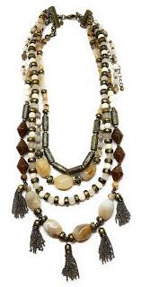 Premier Designs Jewelry Amazon Com Premier Designs New Neutrals Necklace Jewelry