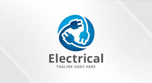 Electric Company Logo Template Vector Free Download Antique Of