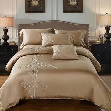 svetanya bamboo embroidered bedlinen queen king 100 egyptian cotton duvet cover bedsheet pillowcase bedding set duvet covers victorian bedding from