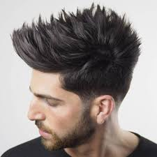 Short Spiky Hairstyles 35 Wonderful 24 Spiky Hairstyles For Men Men Hairstyles World