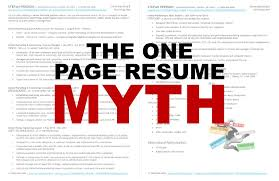 one page resume one page resume sample 2 227b02a yralaska com