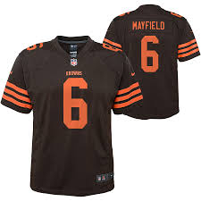Jersey Rush Baker Mayfield Color