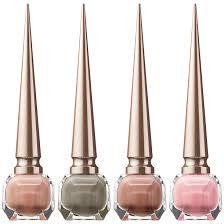 Image result for Christian Louboutin Nude nail color
