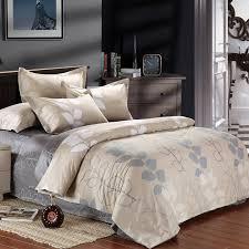 amazing king size purple flower bedding set 100 cotton duvet cover bed 100 cotton bed sets prepare