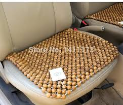 beaded car seat covers free quality 1 wooden beads summer universal car seat cushion seat beaded car seat covers
