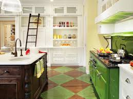 Green And Yellow Kitchen Yellow And Green Kitchens Home Design Ideas