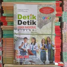 Terutama bagi guru pengajar dan murid khusunya. Jual Terbaru Buku Detik Detik Un Biologi Sma 2020 Plus Kunci Jawaban Jakarta Pusat Ewdfa Store Tokopedia