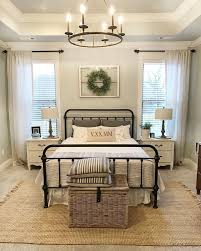 Welcome to Ideas of Farmhouse Safari Fusion Bedroom article. In this post,  you'll enjoy a picture of Farmhouse Safari Fusion Bedroom design.