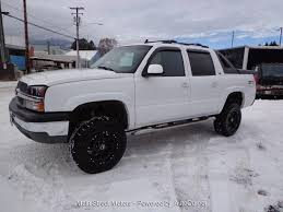 used 2006 chevrolet avalanche 1500 ls crew cab pickup in enterprise or near 97828 3gnek12z66g107793 auto
