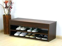 shoe rack ikea bench with storage wooden singapore