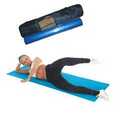<b>Коврик</b> для йоги и <b>фитнеса Bradex</b> 173х61, синий — купить в ...