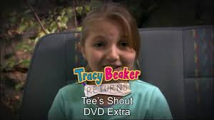 Tracy beaker will always be part of the. Tracy Beaker Returns Dvd Extra Tee S Shout Youtube