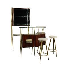Barmöbel Mit Hockern Vintage In 2019 Bar Furniture