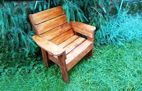 diy patio chair howtospecialist how