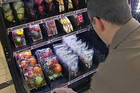 Fruit Vending Machine For Sale Fascinating Queensland Family Behind Fresh Fruit Vending Machines Inundated With