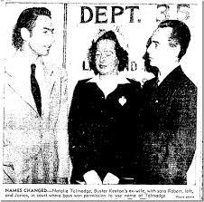 Natalie, Jimmy, and Bobby Keaton Talmadge   Busters, Family photos ...