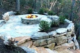 rustic fire pit. Rustic Fire Pit Ideas Bowl Spectacular Idea Of .