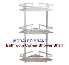 modaleo aluminium 3 tier bathroom