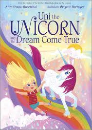 uni the unicorn and the dream e true
