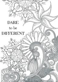 Coloring Pages For Adults Quotes Free Printable Coloring Pages For