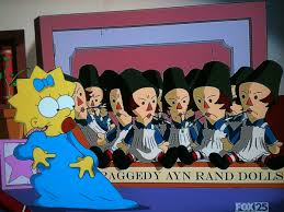 the stoics vs ayn rand how to be a stoic simpsons ayn rand