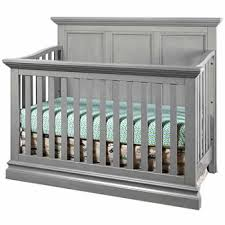 Gray baby furniture Grey Baby Bedford Baby Pine Ridge Convertible Crib Cloud Home Depot Gray Baby Furniture For Baby Jcpenney