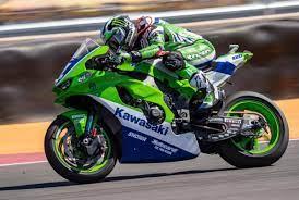 Kawasaki, la Superbike e la sua storia in due livree - News - Moto.it